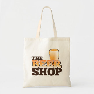 The Beer Shop main logo Tote Bag