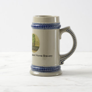 The Beerded Bastard Home Brewery Beer Stein