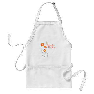 The Bees Knees Adult Apron