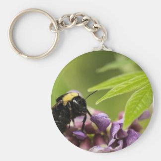 The Bee's Knees Keychain