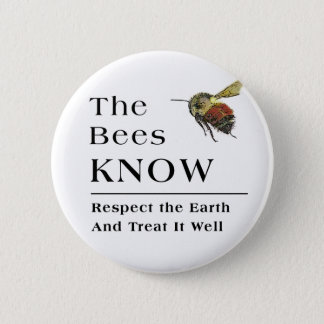 The Bees Know Button