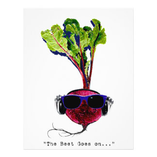 The beet goes on-light flyer