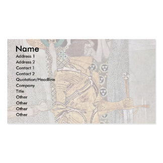The Beethoven Business Card