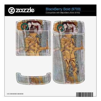 The Beethoven Freize by Gustav Klimt BlackBerry Bold Skins