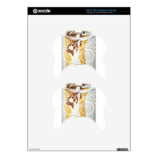The Beethoven Frieze: The Longing for Happiness Fi Xbox 360 Controller Skins
