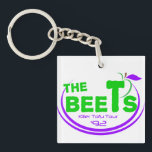 "The Beets Killer Tofu Tour Keychain<br><div class=""desc"">If you are a 90&#39;s kid then you will love this iconic Doug Throwback!</div>"