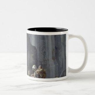 The Beggars Two-Tone Coffee Mug