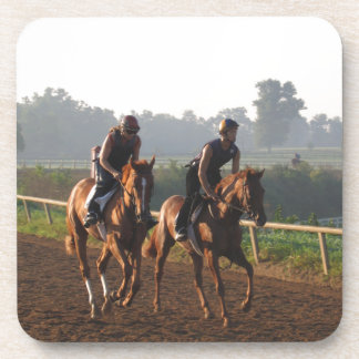 The Beginners - Young Thorougbreds in Training Beverage Coasters