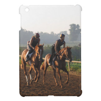 The Beginners - Young Thorougbreds in Training iPad Mini Covers
