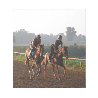 The Beginners - Young Thorougbreds in Training Notepads