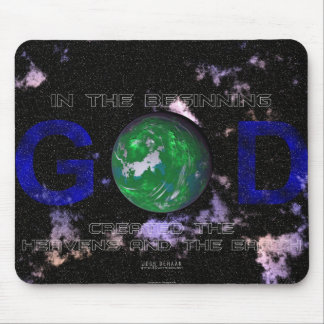 The Beginning - #0034 Mouse Pad