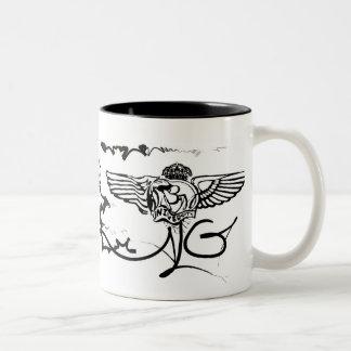 The Beginning, GHETTO SONIC KaBlooom!, ALG-logo Two-Tone Coffee Mug