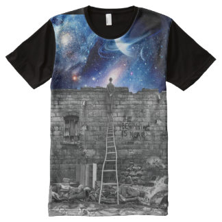 The Beginning is Near All-Over-Print T-Shirt