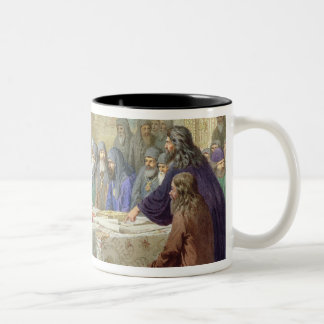 The Beginning of Church Dissidence in Russia Two-Tone Coffee Mug