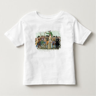 The Beginning of the French Revolution Toddler T-shirt