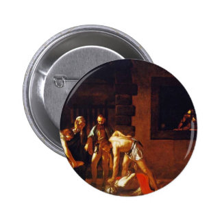 The Beheading Of John The Baptist For The Oratory Pin