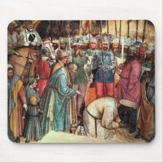 The Beheading of Saint George Mouse Pad