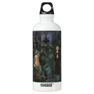 The Beichte by Walter Gramatte Aluminum Water Bottle