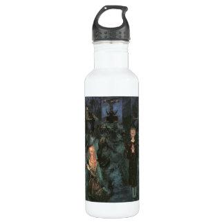 The Beichte by Walter Gramatte Water Bottle
