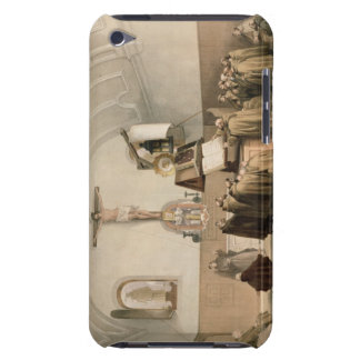The Bell Ringers at the Oratory of the Capucines, iPod Touch Case