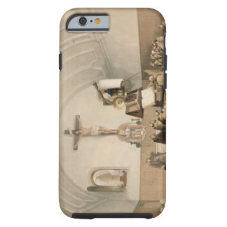 The Bell Ringers at the Oratory of the Capucines, Tough iPhone 6 Case