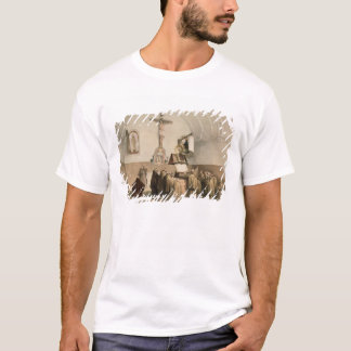 The Bell Ringers at the Oratory of the Capucines, T-Shirt