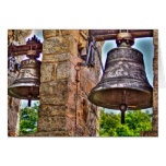 The Bell Tower Antique Stone Arches Card