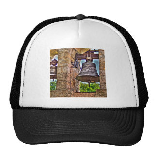 The Bell Tower Antique Stone Arches Trucker Hat