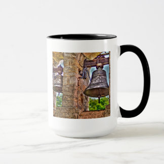 The Bell Tower Antique Stone Arches Mug