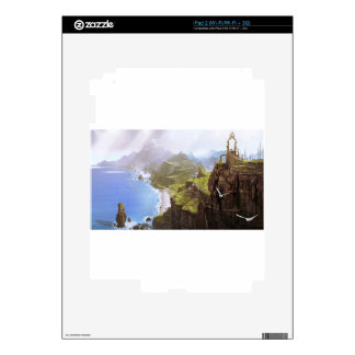 The Bell Tower Decals For The iPad 2