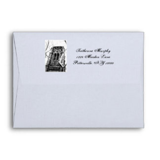 'The Bell Tower' Envelopes