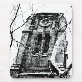 'The Bell Tower' Mousepad