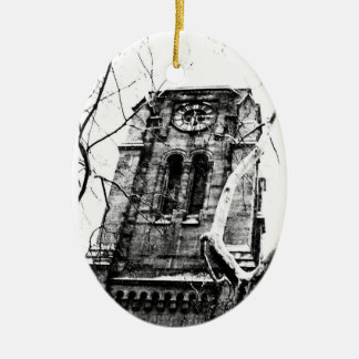 'The Bell Tower' Ornament