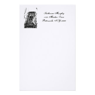 'The Bell Tower' Stationery