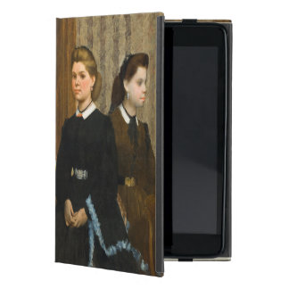 The Bellelli Sisters by Edgar Degas Case For iPad Mini