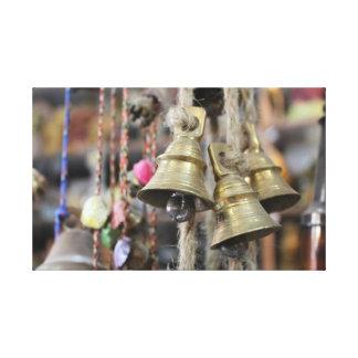 The Bells of Pahar Ganj Canvas Print