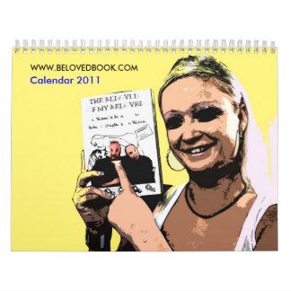 The Beloved Book Calendar 2011