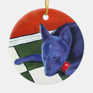 the beloved christmas ornament