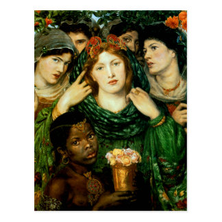 The Beloved (The Bride) Postcard