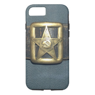 The BELT of the OFFICER of the red army of the RSF iPhone 7 Case