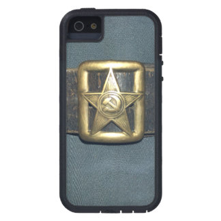 The BELT of the OFFICER of the red army of the RSF iPhone SE/5/5s Case
