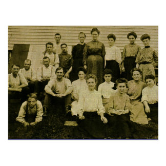 The Ben Franklin Zarfos Cigar Manufacture ca. 1903 Postcard