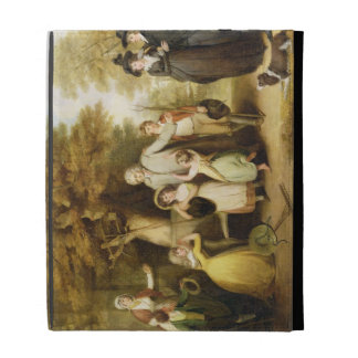 The Benevolent Heir or the Tenant Restored to his iPad Folio Case