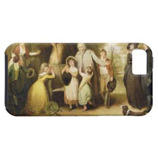 The Benevolent Heir or the Tenant Restored to his iPhone 5 Cover