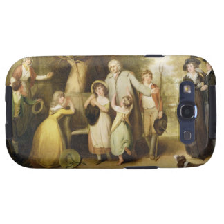 The Benevolent Heir or the Tenant Restored to his Galaxy S3 Covers