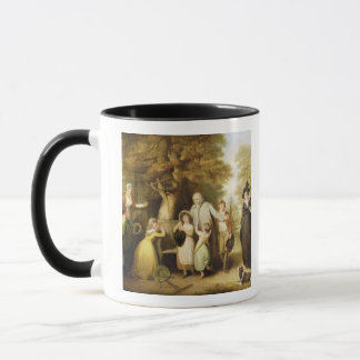 The Benevolent Heir or the Tenant Restored to his Mug