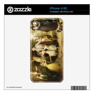 The Benevolent Heir or the Tenant Restored to his Skin For The iPhone 4