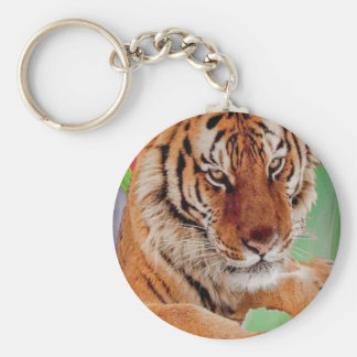 The Bengal Tiger Keychains