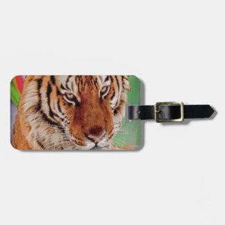 The Bengal Tiger Travel Bag Tag