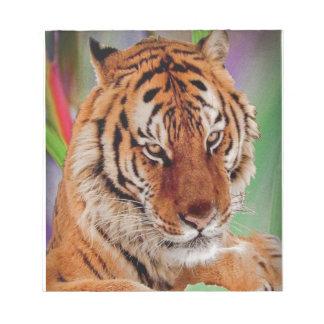 The Bengal Tiger Scratch Pad